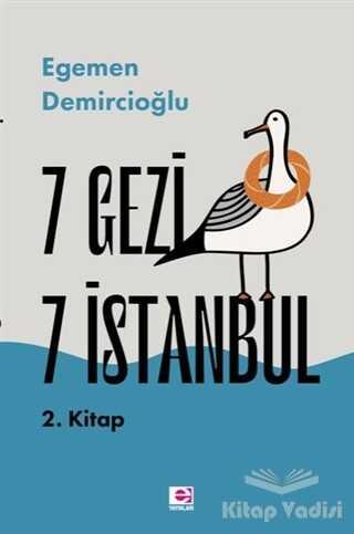 E Yayınları - 7 Gezi 7 İstanbul 2. Kitap