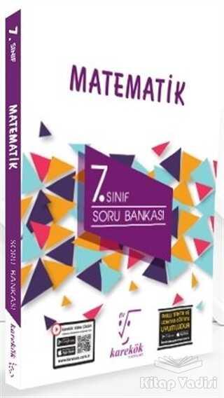Karekök Yayıncılık - 7. Sınıf Matematik Soru Bankası