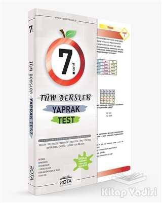 RTY Rota Yayınları - 7. Sınıf Tüm Dersler Yaprak Test