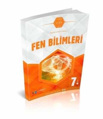 Antrenman Yayınları - 7.SINIF FEN BİLİMLERİ ÇÖZÜMLÜ KA / PLUS SERİSİ / Antrenman yay.