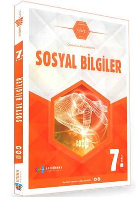Antrenman Yayınları - 7.SINIF SOSYAL BİLGİLER ÇÖZÜMLÜ KA / PLUS SERİSİ / Antrenman yay.