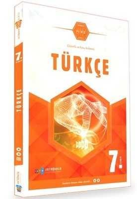 Antrenman Yayınları - 7.SINIF TÜRKÇE ÇÖZÜMLÜ KA / PLUS SERİSİ / Antrenman yay.