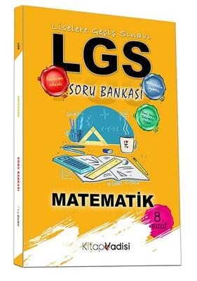 Kitap Vadisi Yayınları - 8. Sınıf LGS Matematik Soru Bankası
