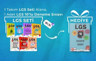 Kitap Vadisi Yayınları - 8. Sınıf LGS Seti (Kampanyalı)