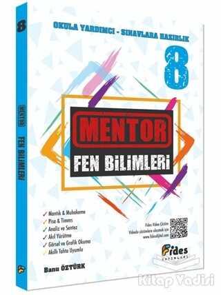 Fides Yayıncılık - 8. Sınıf Mentor Fen Bilimleri Soru Bankası