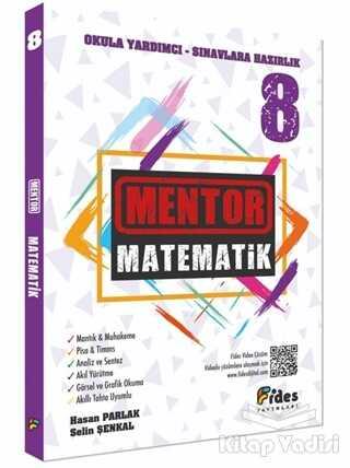 Fides Yayıncılık - 8. Sınıf Mentor Matematik Soru Bankası