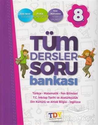 TDY Yayınları - 8. Sınıf Tüm Dersler Soru Bankası