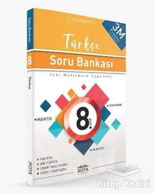 RTY Rota Yayınları - Ara Sınıf - 8. Sınıf Türkçe Soru Bankası