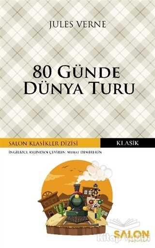Salon Yayınları - 80 Günde Dünya Turu