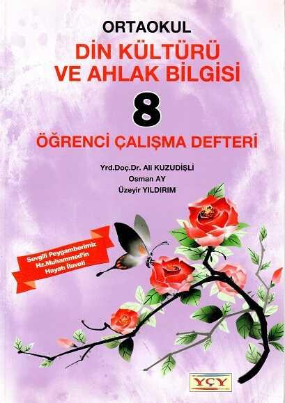 Yeni Çizgi Yayınları - 8. Sınıf Din Kültürü Ve Ahlak Bilgisi