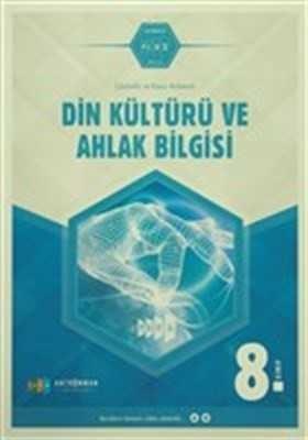 Antrenman Yayınları - 8.SINIF DİN KÜLTÜRÜ VE AHLAK BİLGİSİ ÇÖZÜMLÜ KA / PLUS SERİSİ / Antrenman yay.