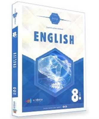 8.Sınıf Englısh Çözümlü Ka / Plus Serisi / Antrenman Yay.