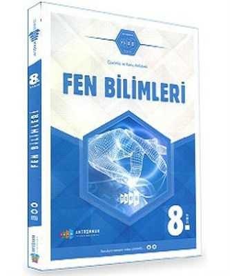 Antrenman Yayınları - 8.SINIF FEN BİLİMLERİ ÇÖZÜMLÜ KA / PLUS SERİSİ / Antrenman yay.