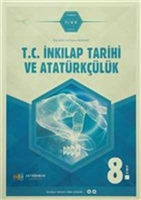 Antrenman Yayınları - 8.SINIF İNKILAP TARİHİ VE ATATÜRKÇÜLÜK ÇÖZÜMLÜ KA / PLUS SERİSİ / Antrenman yay.