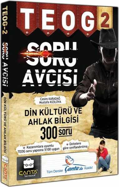 Çanta Yayınları - TEOG-2 Din Kültürü ve Ahlak Bilgisi Soru Avcısı
