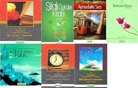 Zambak Yayınları - 9-10-11.Sınıf Özgün Eserler 2 (7 Kitap)