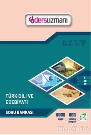 Ders Uzmanı Yayınları - 9. Sınıf Türk Dili ve Edebiyatı Soru Bankası