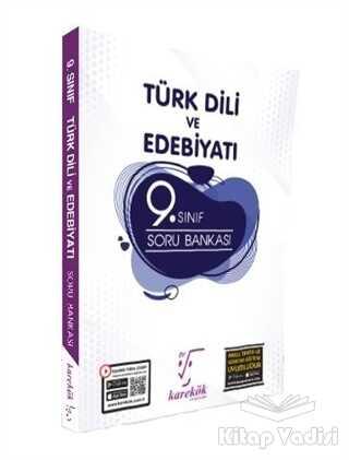 Karekök Yayıncılık - 9. Sınıf Türk Dili ve Edebiyatı Soru Bankası