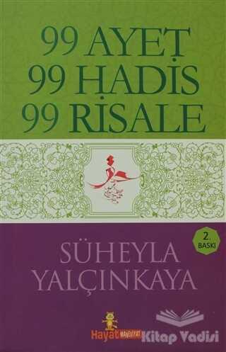 Hayat Yayınları - 99 Ayet 99 Hadis 99 Risale