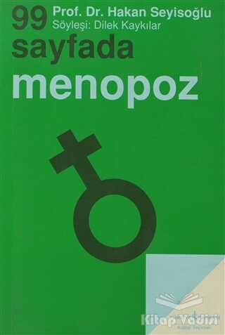 İş Bankası Kültür Yayınları - 99 Sayfada Menopoz