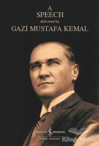 İş Bankası Kültür Yayınları - A Speech