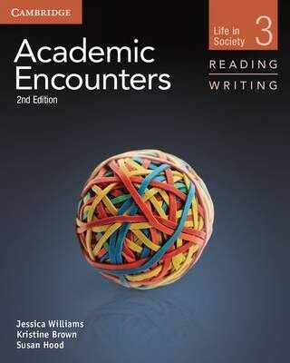 Cambridge University Press - Academic Encounters Level 3 Student's Book Reading and Writing