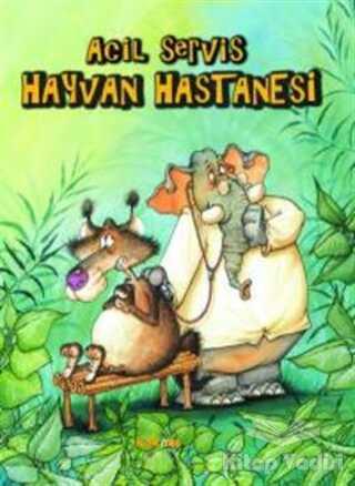 Kaknüs Yayınları - Acil Servis Hayvan Hastanesi