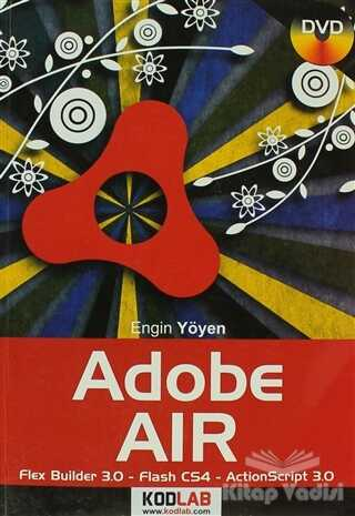 Kodlab Yayın Dağıtım - Adobe Air