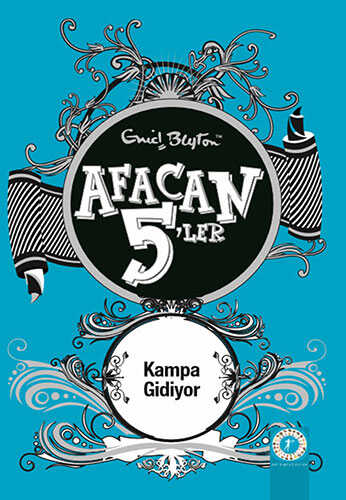 Artemis Yayınları - Afacan 5'ler Kampa Gidiyor