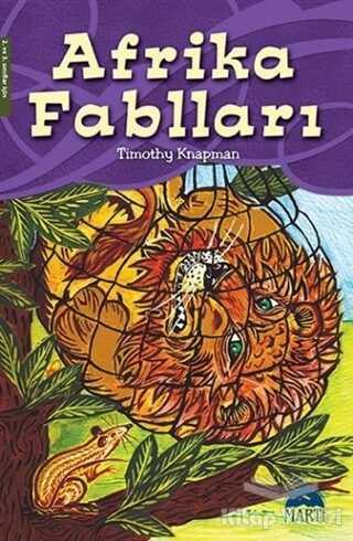 Martı Çocuk Yayınları - Afrika Fablları