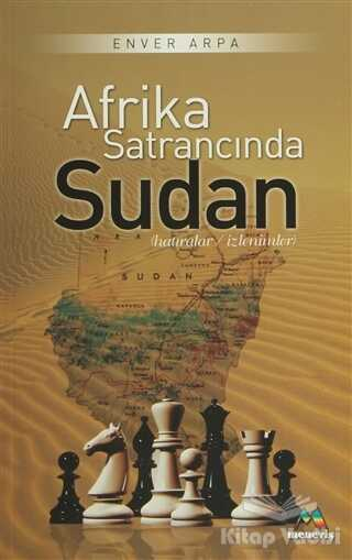Meneviş Yayınları - Afrika Satrancında Sudan