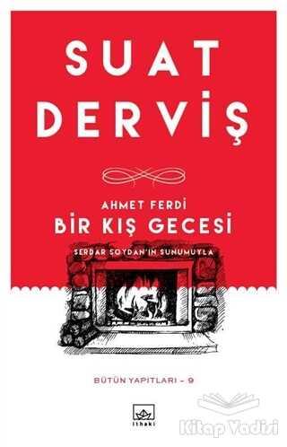 İthaki Yayınları - Ahmet Ferdi - Bir Kış Gecesi
