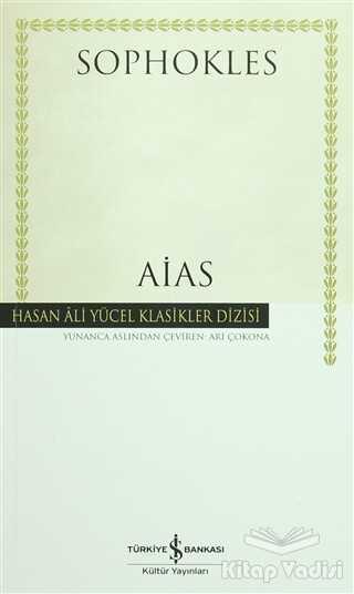 İş Bankası Kültür Yayınları - Aias
