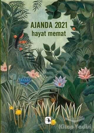 Metis Yayınları - Ajanda 2021: Hayat Memat