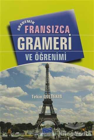 Parıltı Yayınları Okula Yardımcı ve Yabancı Dil Ki - Akademik Fransızca Grameri ve Öğrenimi