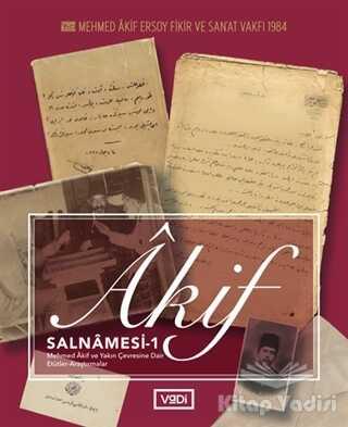 Vadi Yayınları - Akif Salnamesi 1