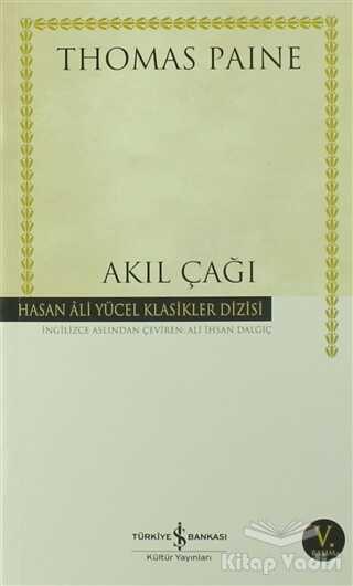 İş Bankası Kültür Yayınları - Akıl Çağı