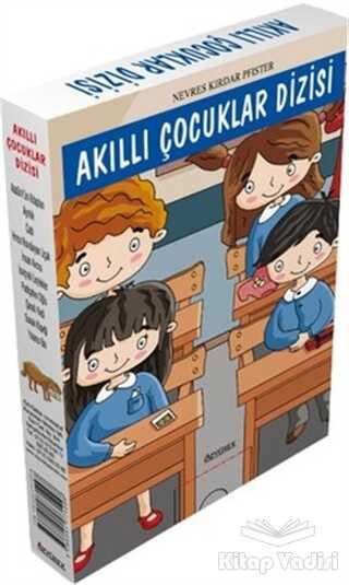Özyürek Yayınları - Hikaye Kitapları - Akıllı Çocuklar Dizisi (10 Kitap Takım)
