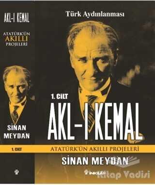 İnkılap Kitabevi - Akl-ı Kemal 1. Cilt (5 Cilt Tek Kitapta)
