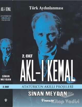 İnkılap Kitabevi - Akl-ı Kemal 2. Cilt (5 Cilt Tek Kitapta)