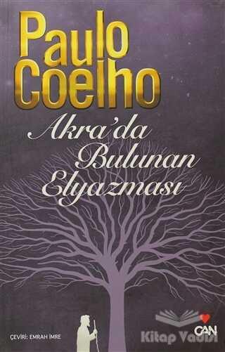 Can Yayınları - Akra'da Bulunan Elyazması