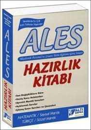 Altı Şapka Yayınları - ALES 2017 HAZIRLIK KİTABI / Altışapka yay
