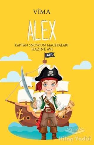 Lopus Yayınları - Alex: Kaptan Snow'un Maceraları - Hazine Avı
