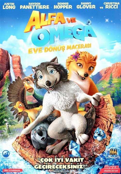 Fida Film - Alfa ve Omega Eve Dönüş Macerası
