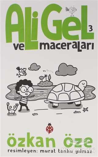 Uğurböceği Yayınları - Ali Gel ve Maceraları -3