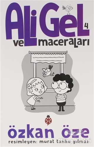 Uğurböceği Yayınları - Ali Gel ve Maceraları -4