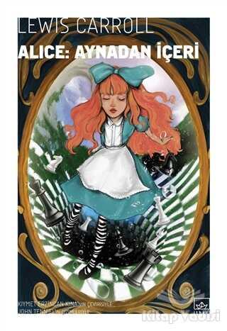 İthaki Yayınları - Alice Aynadan İçeri