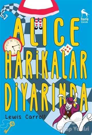 Nora Kitap - Alice Harikalar Diyarında