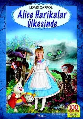 İskele Yayıncılık - Alice Harikalar Ülkesinde