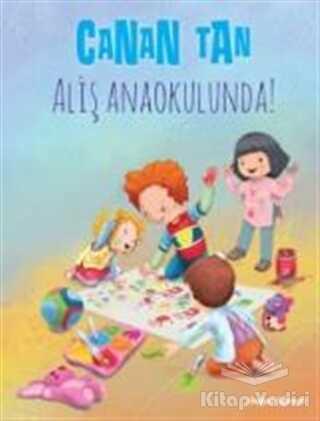 Doğan Egmont Yayıncılık - Aliş Anaokulunda!